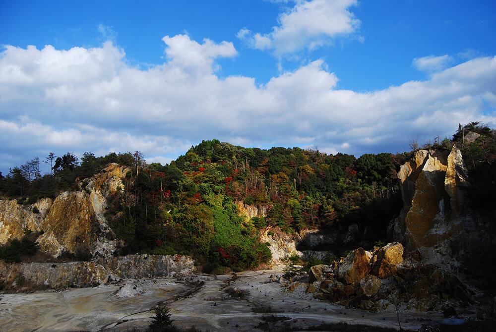 Izumiyama Clay Quarry