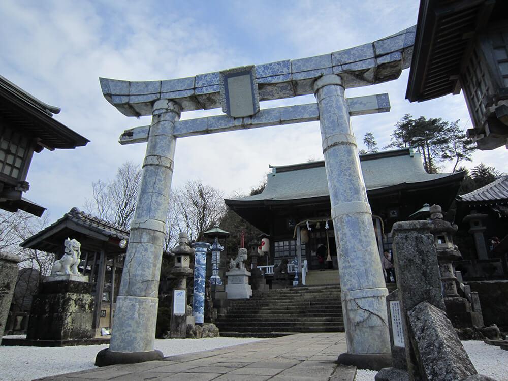 Tozan-jinja Shrine