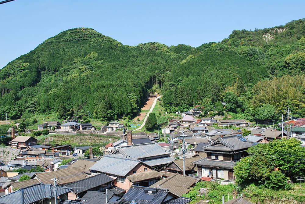 도자기 고향 나카오야마