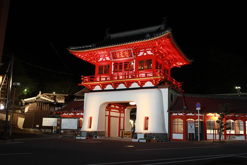Takeo Onsen Tower Gate