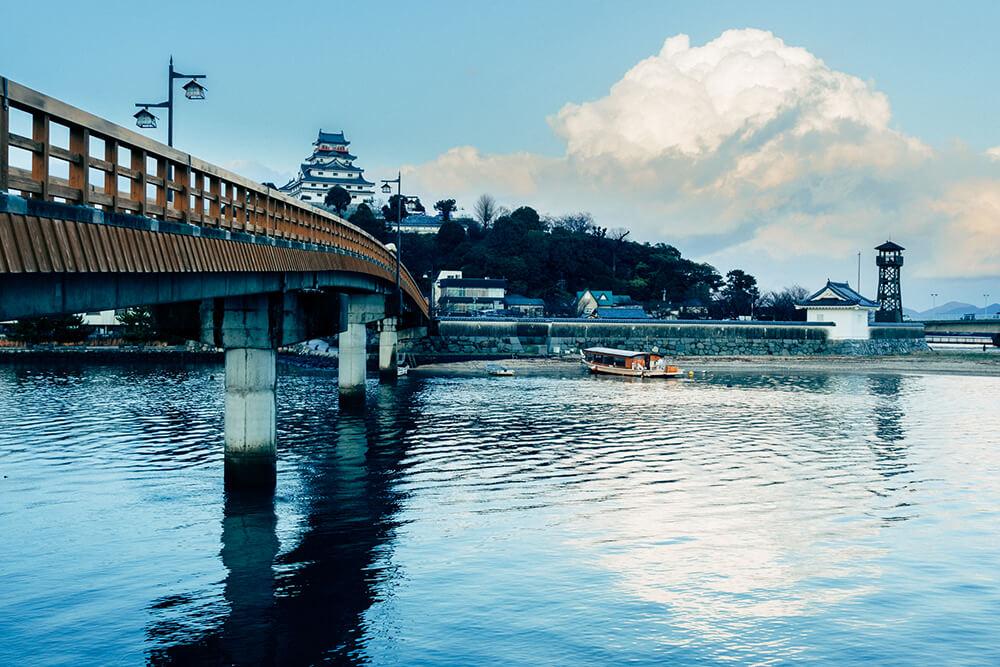 唐津城場內橋