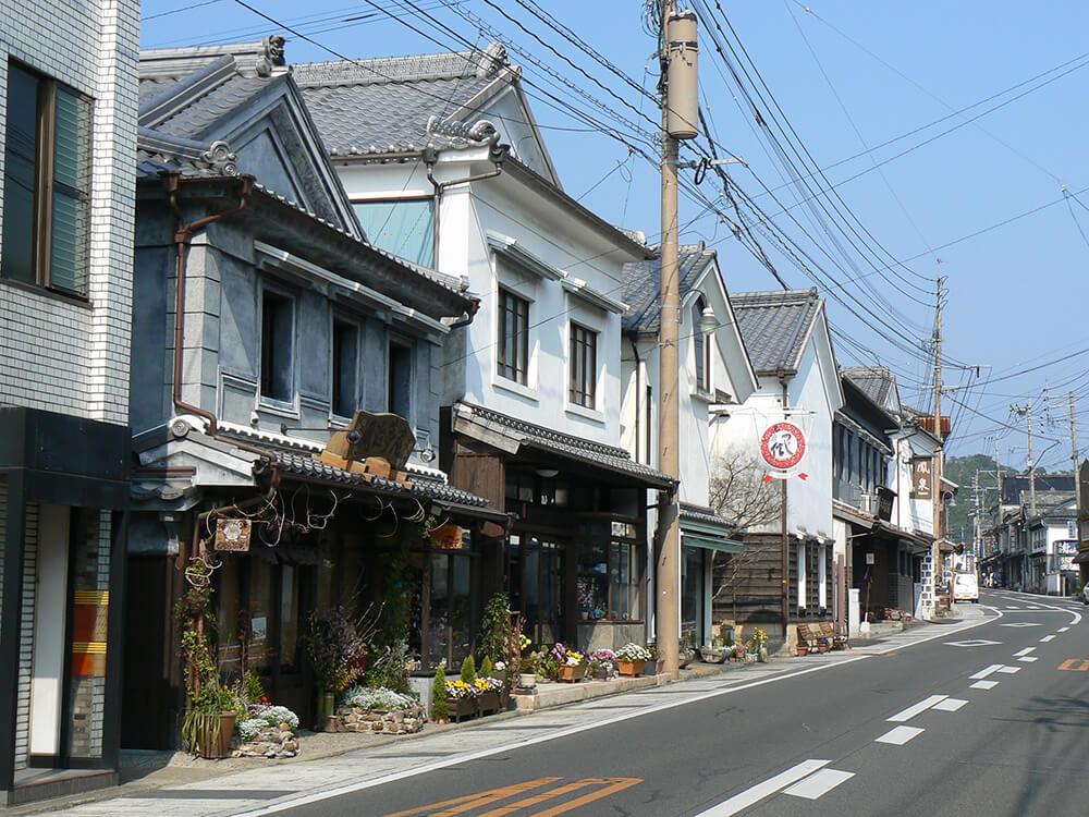 Uchiyama district