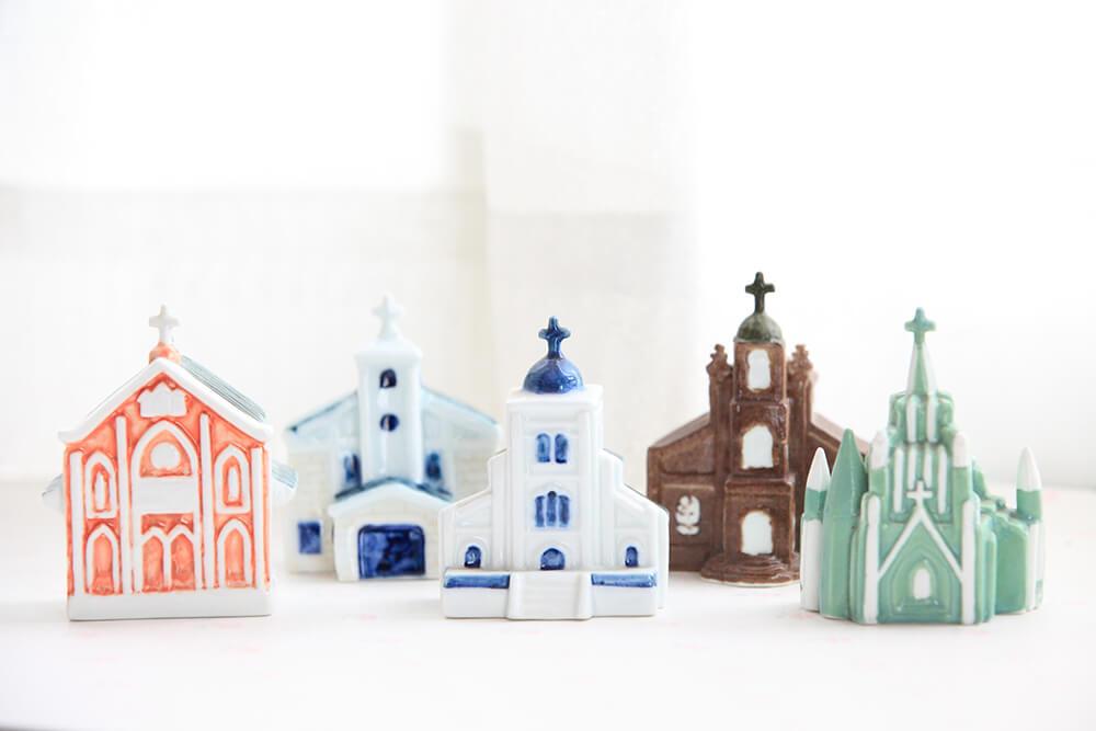 小教堂模型