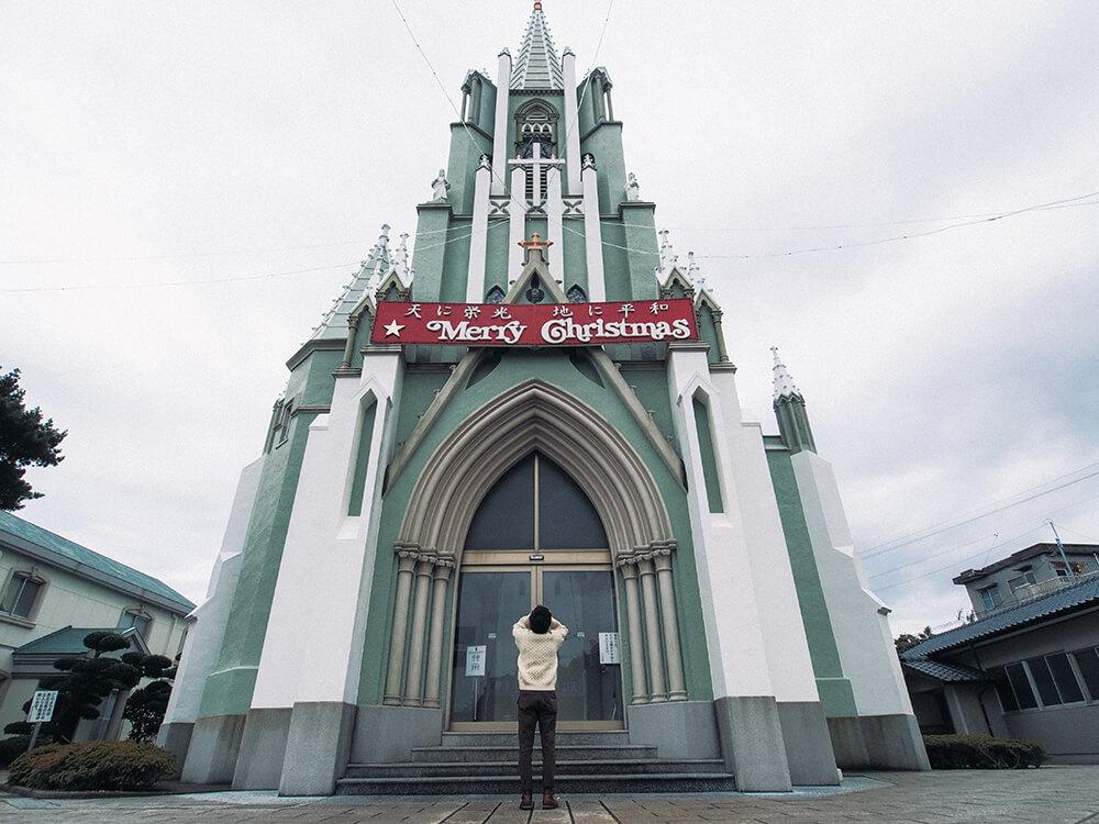 平戶澤維爾紀念教堂