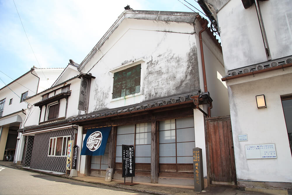 Former Residence of the Inutsuka Family