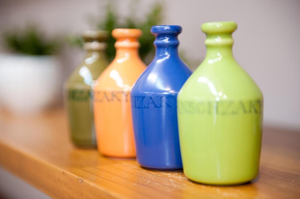 Miniature compra bottle