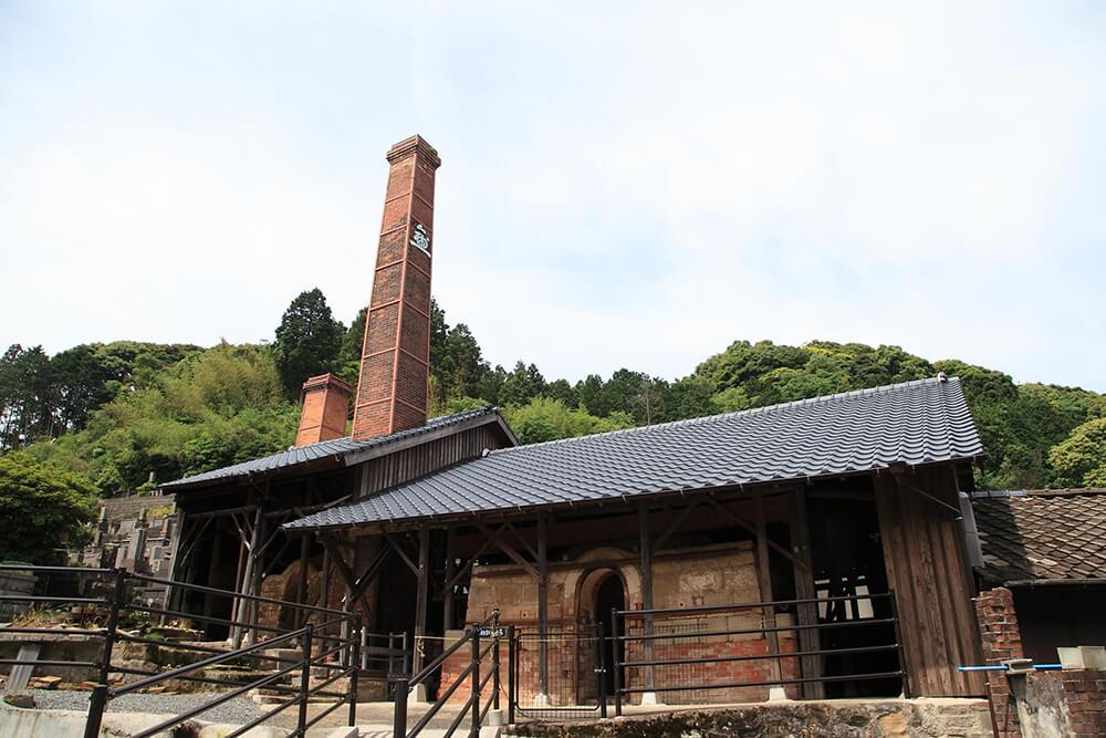 Imayoshi Pottery ruins