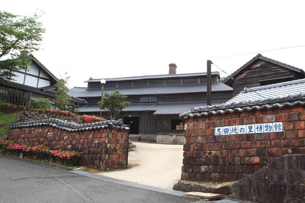 Shida-yaki Pottery Factory Museum